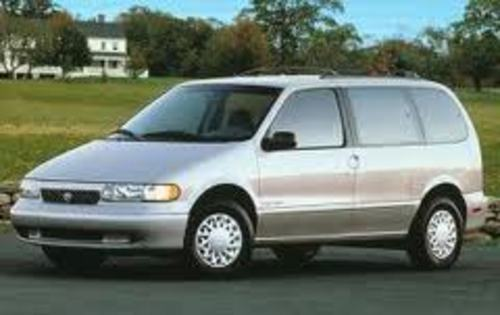 Famous Car Manual: 1997 Nissan Quest Service Repair Manual Download