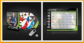 JCORE Product Collage
