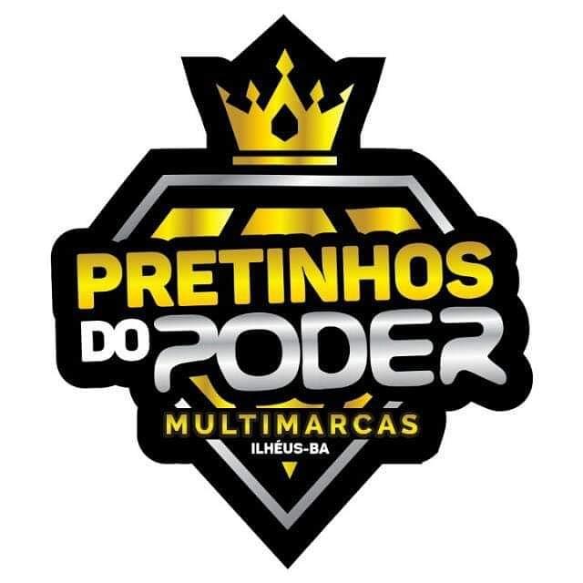 PRETINHOS DO PODER