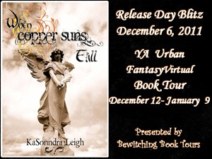 {Excerpt+Giveaw@y} When Copper Suns Fall by KaSonndra Leigh