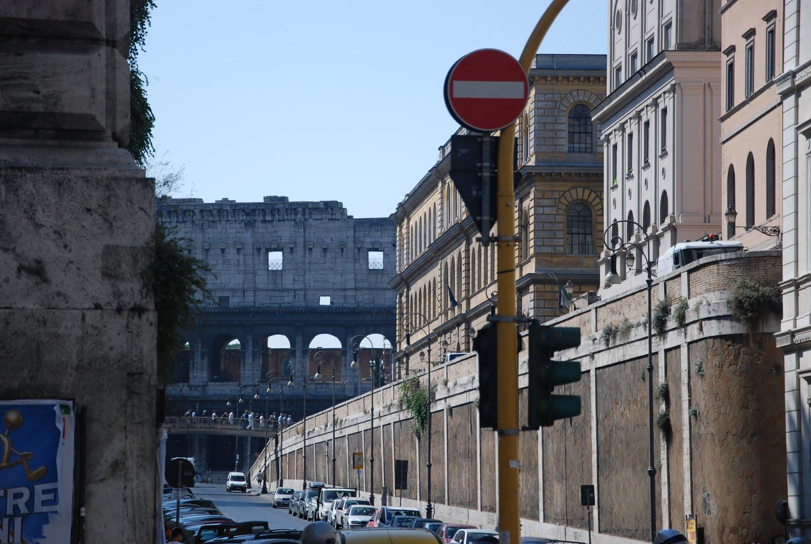 Rzym - kocham