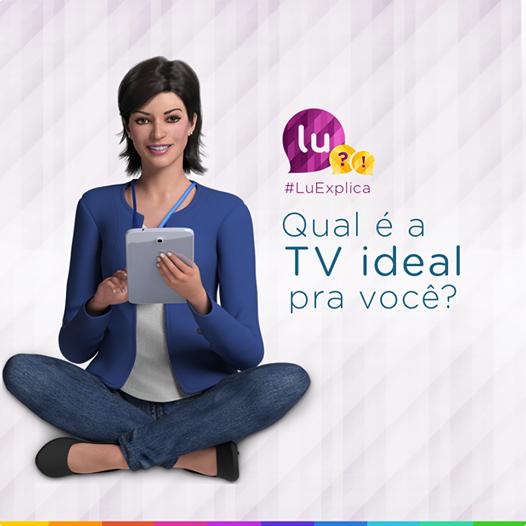qual é a TV IDEAL pra voce?