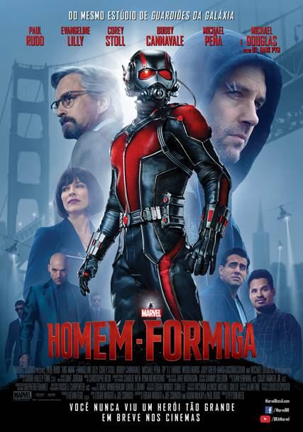 Homem-Formiga – Dublado (2015)