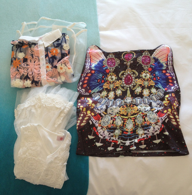 Vancouver Fashion Blog, Oasap street style shopping haul, trendy street style items