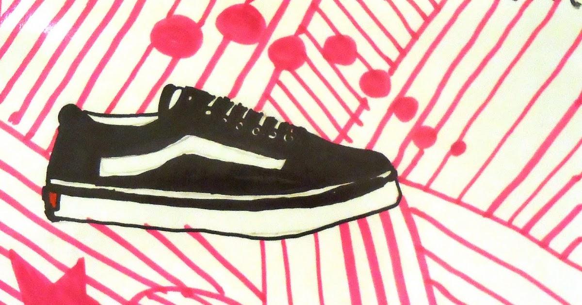 Contour Line Drawing Shoes Lesson Plan : Lesson plan hip hop contour line shoes artful artsy amy