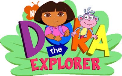 Apabila Dora The Explorer Di Dunia Nyata Ditayangkan