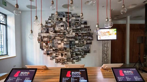Nueva oficina de turismo bilbao bizkaia asociacion de - Decoradores de interiores en bilbao ...