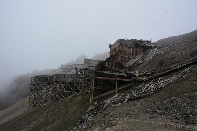 Bonanza Hike Kennicott mine