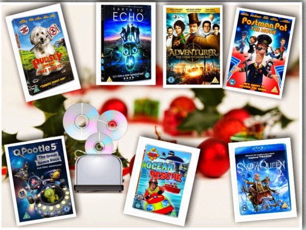 Backup 2014 Christmas DVD movies