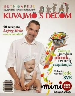 """Časopis """"Kuvajmo s decom"""""""