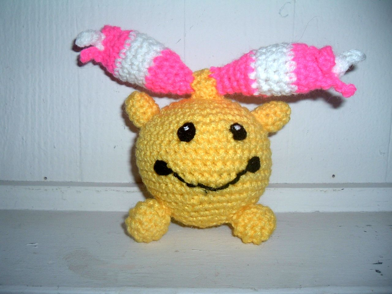 Crochet Patterns Pokemon : Mi Mundo Amiguru Miau: Pokemon crochet pattern