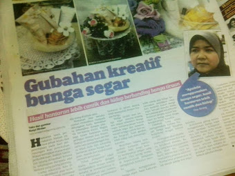 TINAJU CREATION DI HARIAN METRO