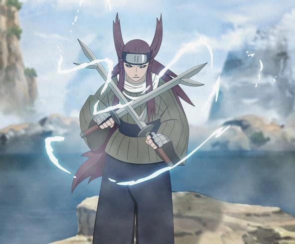 Wallpaper Ameyuri Ringo (Naruto Shippuden)