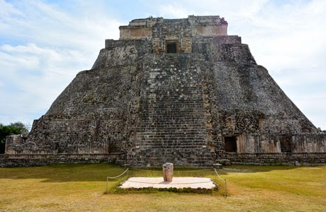 Uxmal, Yucatán, Xichen Tours