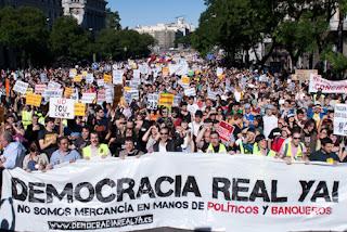 Luchar por la democracia