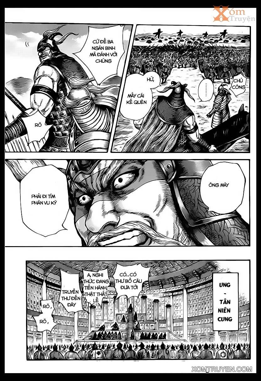 Kingdom – Vương Giả Thiên Hạ (Tổng Hợp) chap 417 page 16 - IZTruyenTranh.com