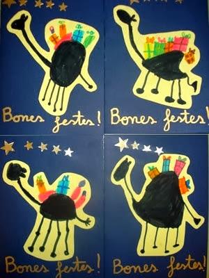 http://plastiquem.blogspot.com.es/2011/11/postals-de-nadal.html
