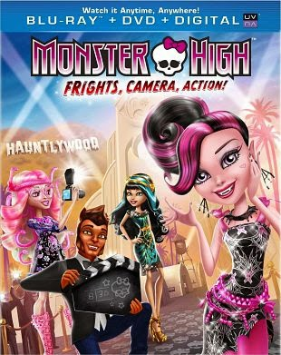 Monster High 2014 in Hindi