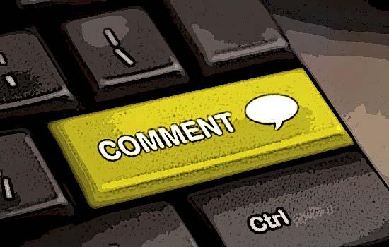 Cari Pasal Abaikan Tatacara Komen Blog