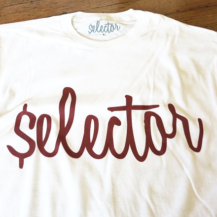 http://shop.riddimselector.com/product/signature-men-s-tee-white