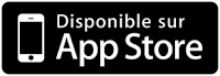 Application PANGO sur l'appstore