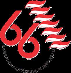 HUT RI KE 66