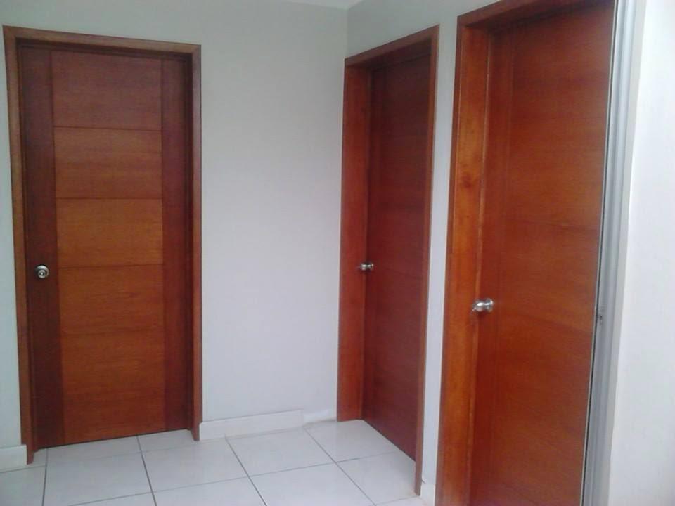 Mueblesjesrey puertas de recamara for Puertas para recamara economicas
