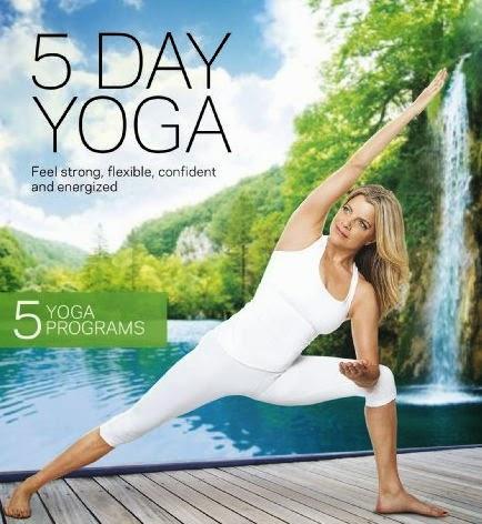 Ashley Turner - 5 Day Yoga