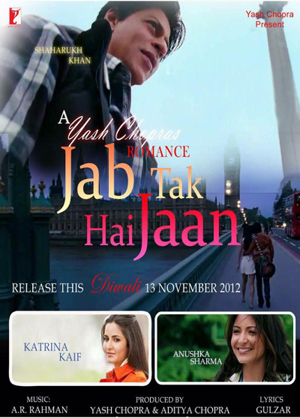 Poster Release 2012 Release Date 13 November 2012