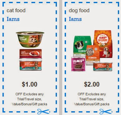 Blue dog food coupons canada