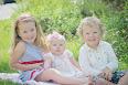 Our Three Bundles of Joy