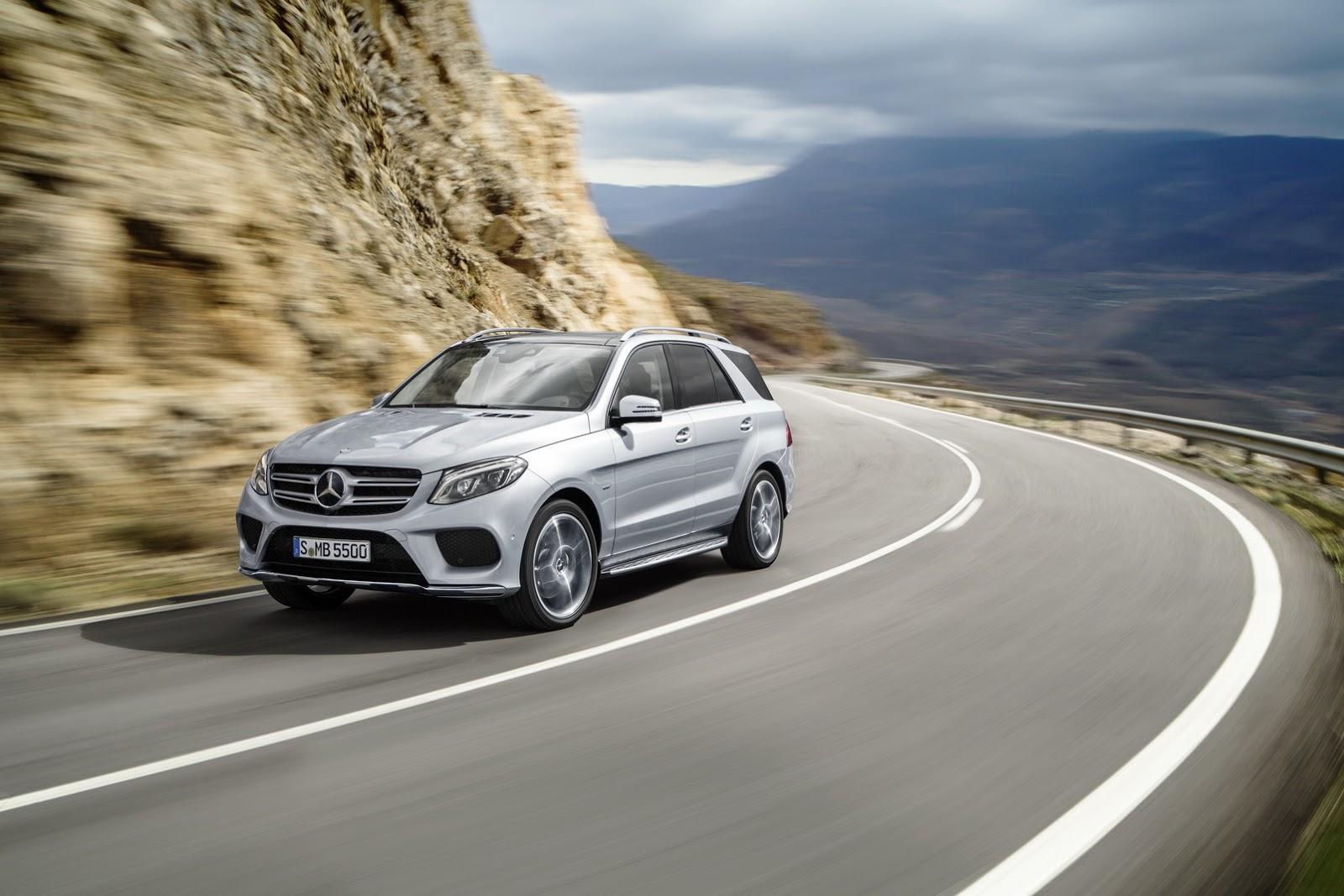 Mercedes-Benz GLE e GLE 63 2015 - Mercedes-Benz - Autopareri