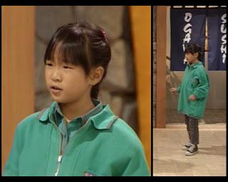 Cosby Show Huxtable fashion blog 80s sitcom Kim Ogawa Naoka Nakagawa
