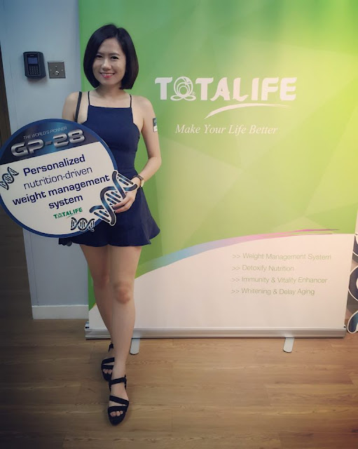 Totalife Genetic Slimming Breakthrough Session