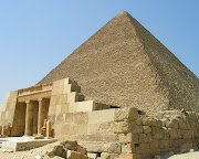 Maravillas del mundo Antiguo. (Fuente: Wikipedia)