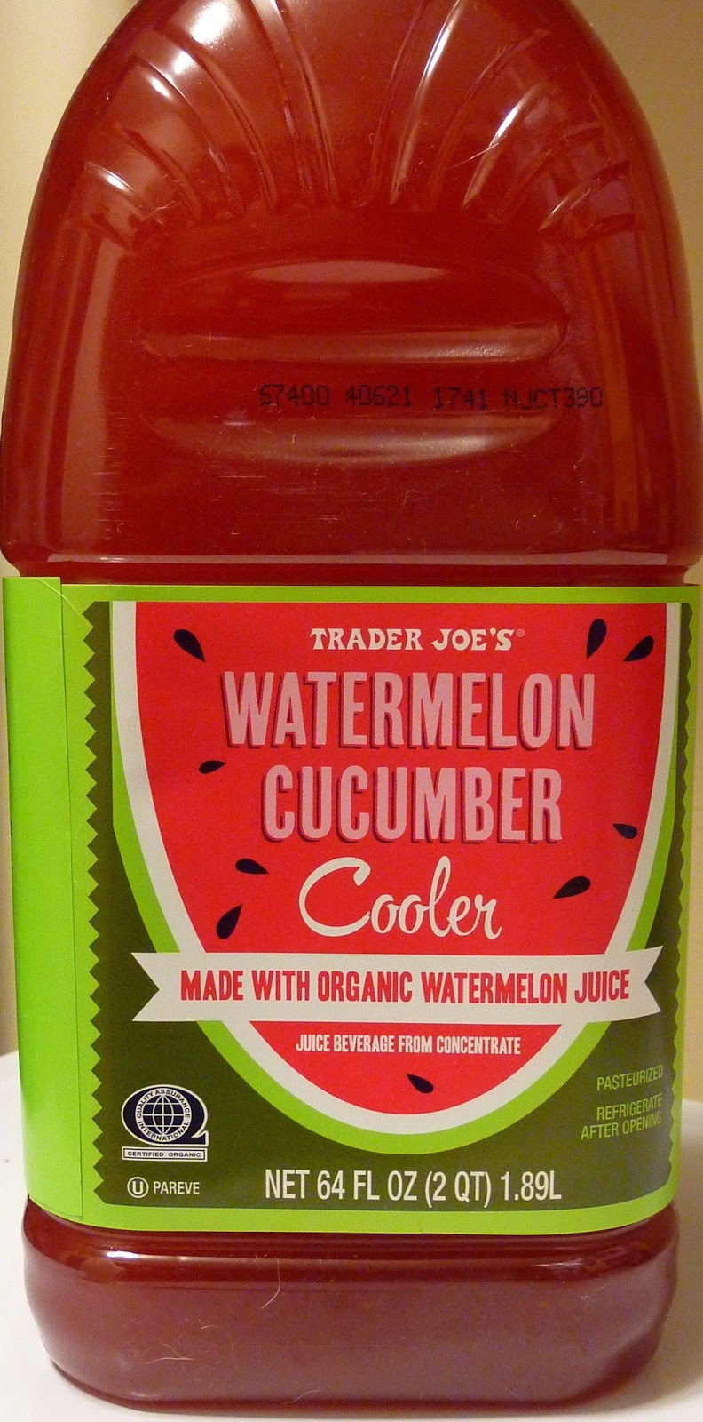 What's Good at Trader Joe's?: Trader Joe's Watermelon Cucumber Co...