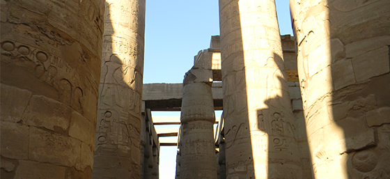 Karnak, Egyptian ancient temple