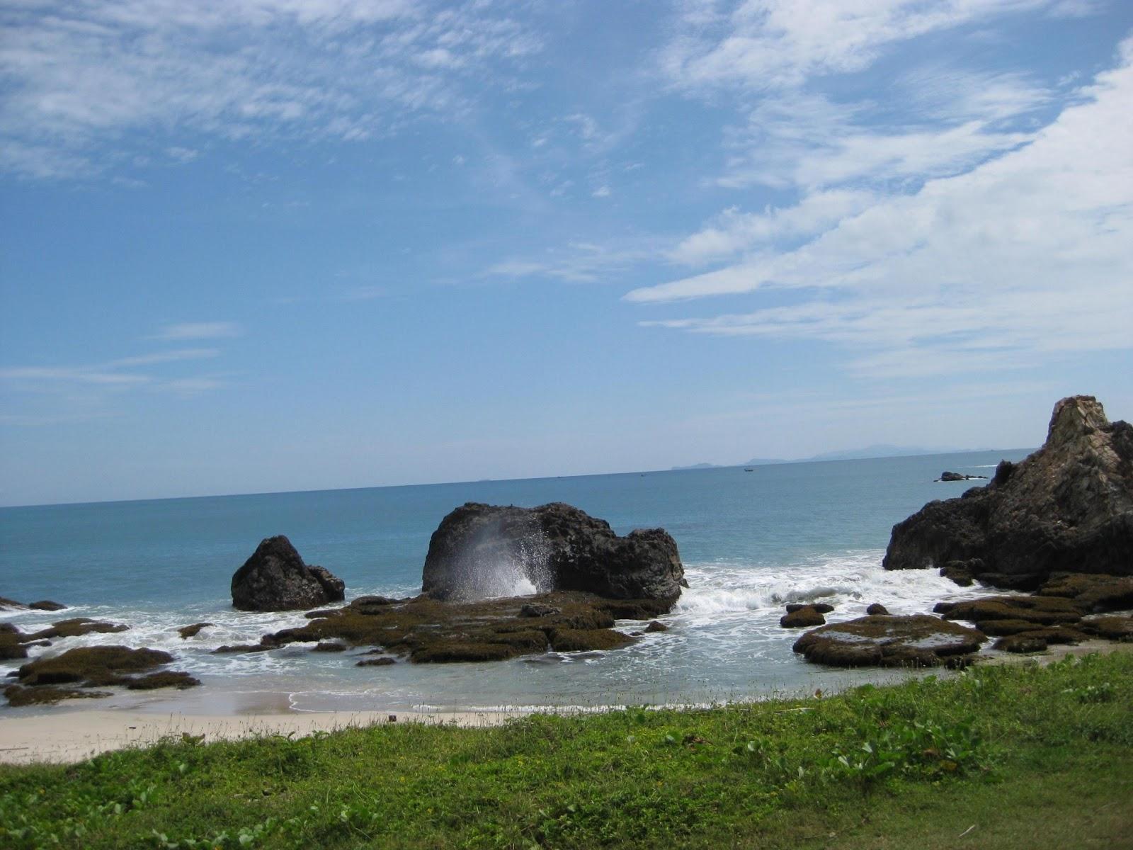 Wisata Pantai Marina di Semarang  Pariwisata Indonesia