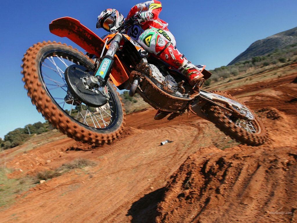 Motocross on Primera Moto Honda