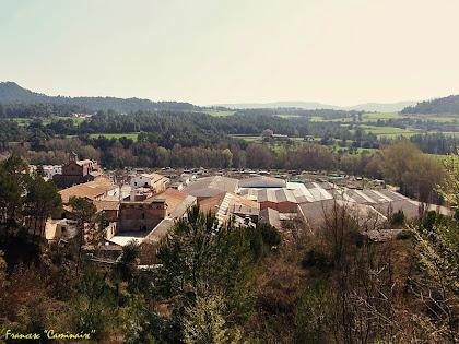 """La Colònia de l'Ametlla de Merola. Autor: Francesc """"Caminaire"""""""
