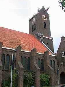 O.L. Vrouw van Goede Raad-kerk te Beverwijk