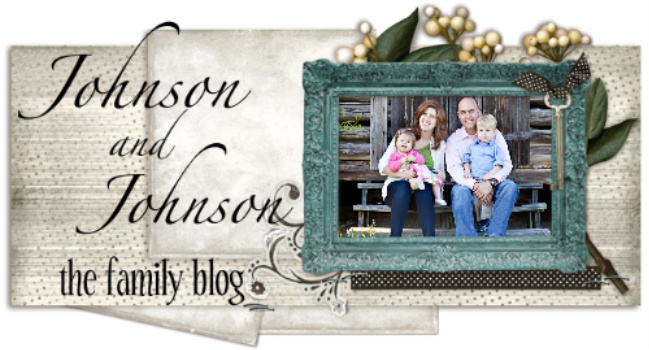 Johnson and Johnson: The family blog