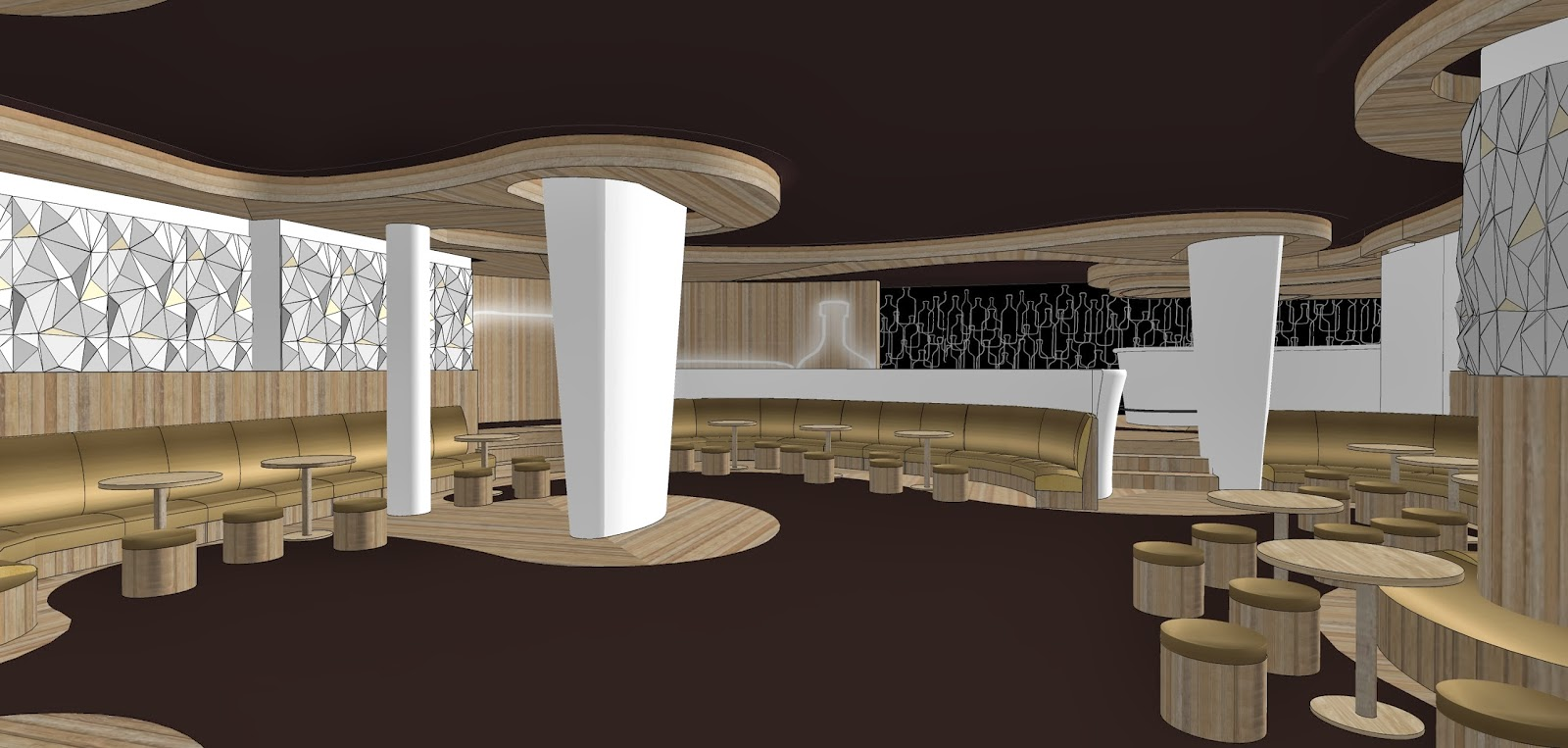 agence d 39 architecture int rieure parallel paris concours night club paris 08. Black Bedroom Furniture Sets. Home Design Ideas