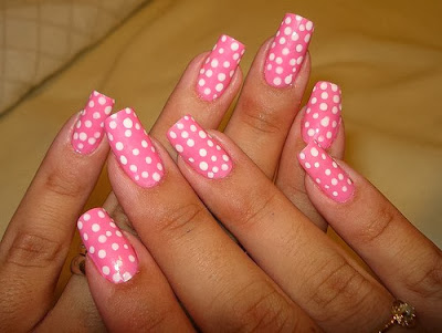 Creative Nail Design, Nail Art, Beauty Salon Collection 2013