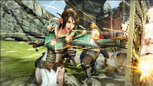 Gameplay Dynasty Warriors 8 Xtreme Legends Full
