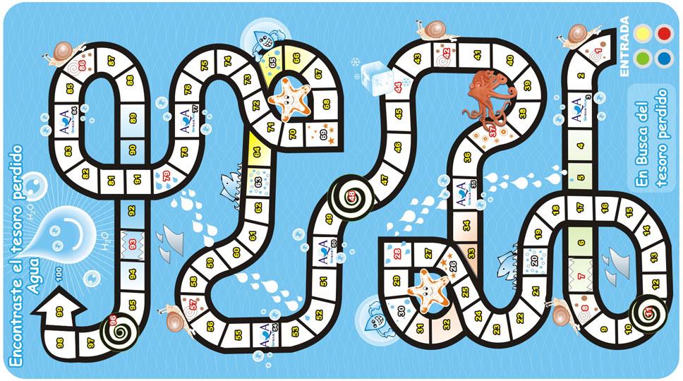En procesos de aprendizaje octubre 2012 for 10 negritos juego de mesa