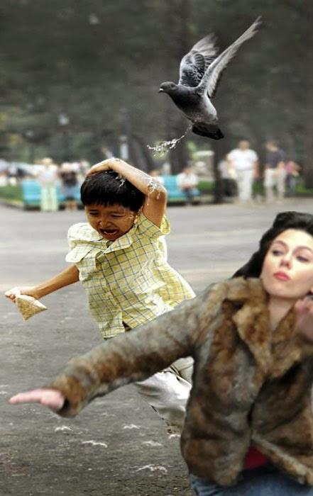 Scarlett Johansson photoshopped 2