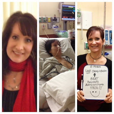 Before, surgery & last chemo