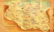 Mapa Gritos de Dragón mapa gritos dragon skyrim