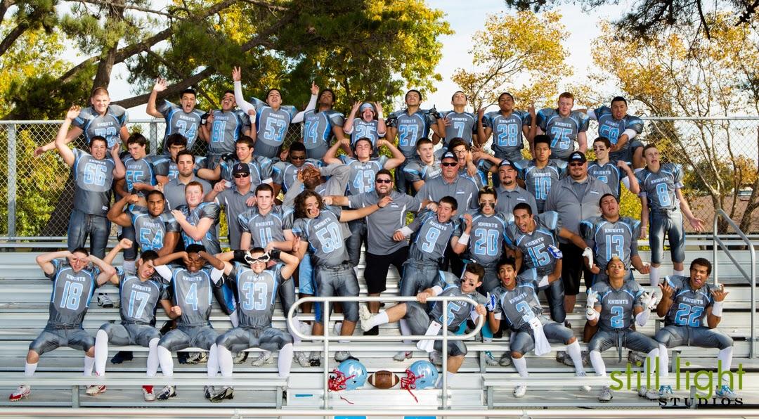 Hillsdale High School Football JV & Varsity by Still Light Studios